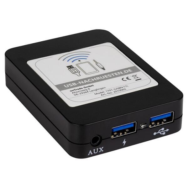 Universal Streaming Box 1701 (BT, USB, AUX, FSE, Charge)
