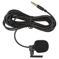 Microphone with 3.5mm jack plug